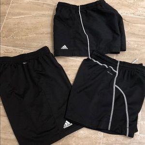 Adidas/Nike shorts